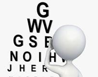 Vision test